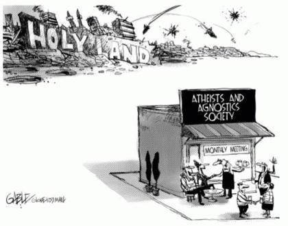 Atheism Agnosticism Peace